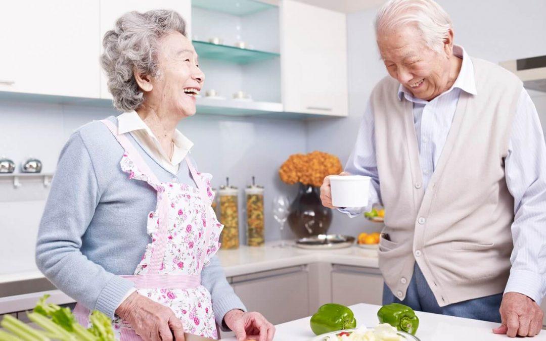 safer home for seniors
