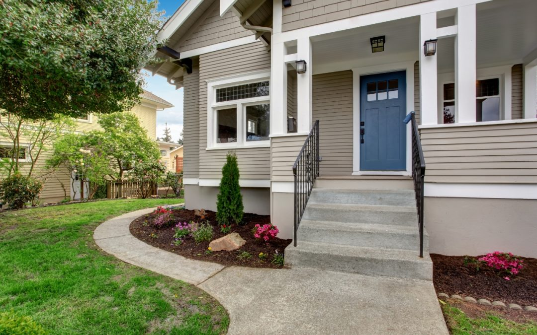 improve the curb appeal